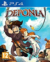 Deponia (PS4) (輸入版)