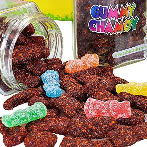 Premium Chili coated Soft Candy | Gummy Chamoy Kidz | Mess Free |...