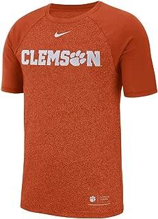 Nike Men's Clemson Tigers Marled T-Shirt