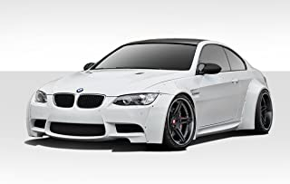 Extreme Dimensions Duraflex Replacement for 2008-2013 BMW M3 E92 E93 Circuit Wide Body Kit - 8 Piece