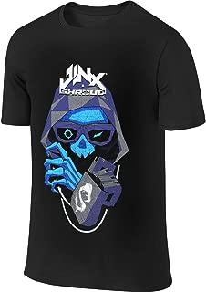 AHDDO Black New Shroud Men's Short Sleeve T-Shirt
