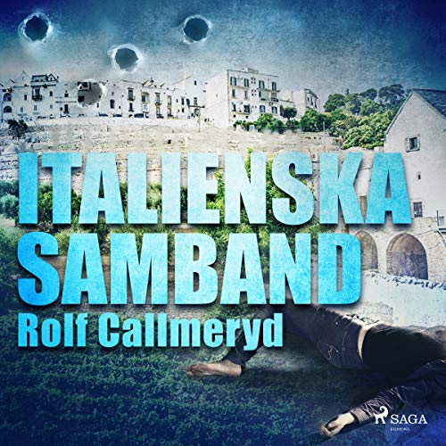 Italienska samband audiobook cover art