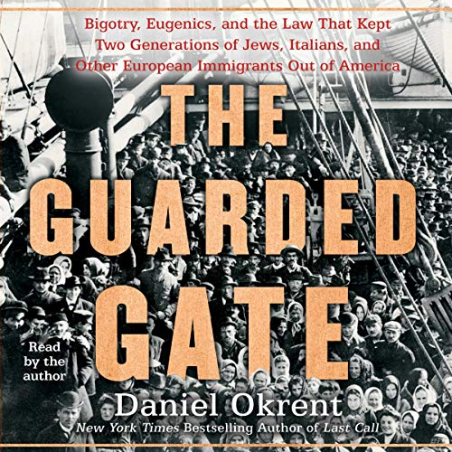 Couverture de The Guarded Gate