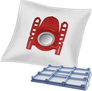 10 Staubsaugerbeutel 1 Filter passend für Siemens VS06G2080//02-03