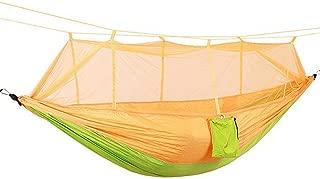 JIA-WALK Ultralight Parachute Hammock Hunting Mosquito Net Double Person Drop-Shipping Outdoor Furniture Hammocks Camping Hanging Bed