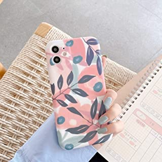 QZ IPhone SE 2 2020 Art Floral Daisy Phone Case For iPhone 11 X XR XS Max 7 8 7Plus Fashion Daisy Flower Case Soft TPU Bac...