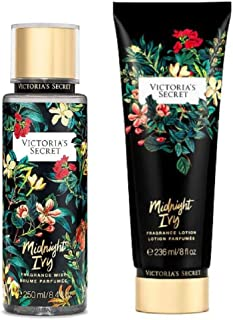 Victoria's Secret Midnight Ivy Bundle Fragrance Mist and Fragrance Lotion