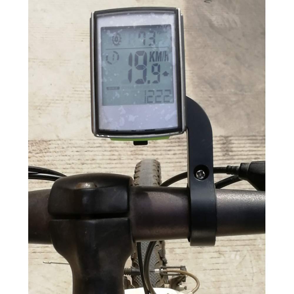 Cuentakilómetros para Bicicleta La cadencia del ritmo cardíaco ...
