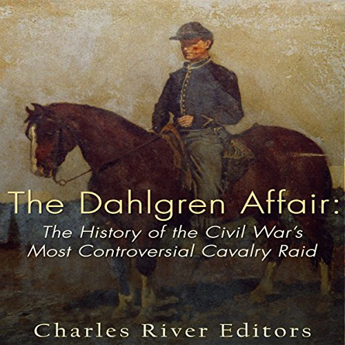 The Dahlgren Affair audiobook cover art