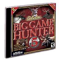 Cabela's Big Game Hunter 5 (Jewel Case) (輸入版)