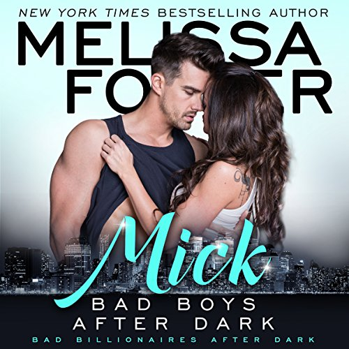 Bad Boys After Dark audiobook cover art