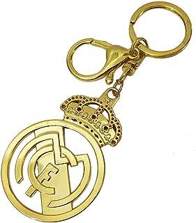 Real Madrid, Barcelona, Juventus, Manchester United, Arsenal, PSG, Chelsea, Liverpool Sports Fan Key Chains Soccer Team Football Metal Pendant Keyring Keychain
