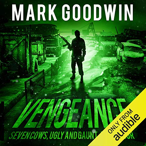Vengeance  By  cover art
