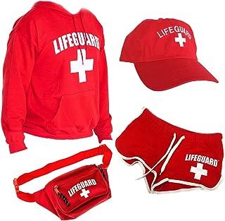 anita waxin lifeguard costume