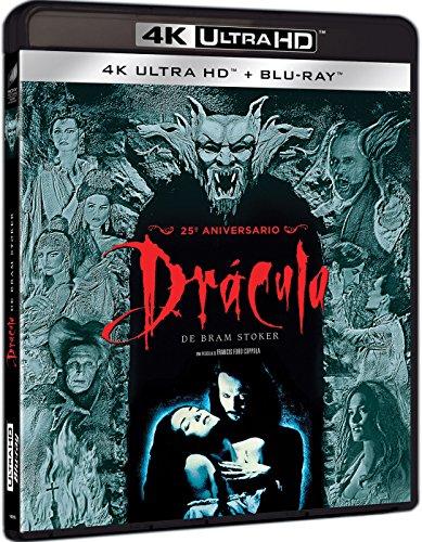 Drácula De Bram Stocker (4K UHD + BD) [Blu-ray]