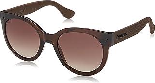Havaianas Women's 233670 Sunglasses, Color: Brown, Size: 52