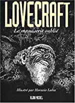 Lovecraft, numéro 2, Le manuscrit oublié de Horacio Lalia