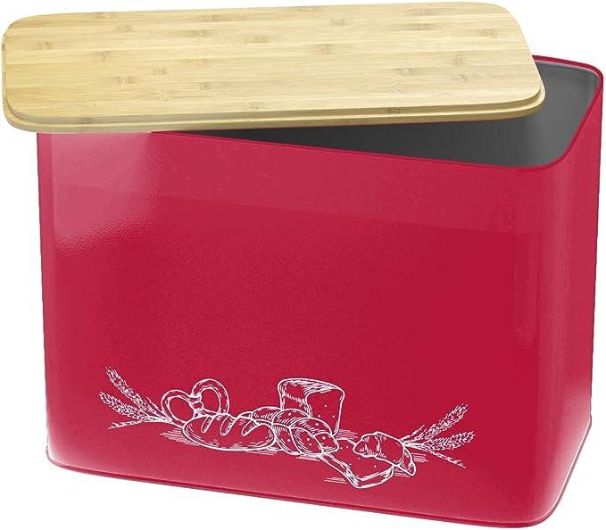 5009 opinioni per Cooler Kitchen Portapane | Cassetta per Il Pane, Verticale, capiente,