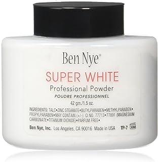 Ben Nye Classic Translucent Face Powder 1.5 oz - Super White