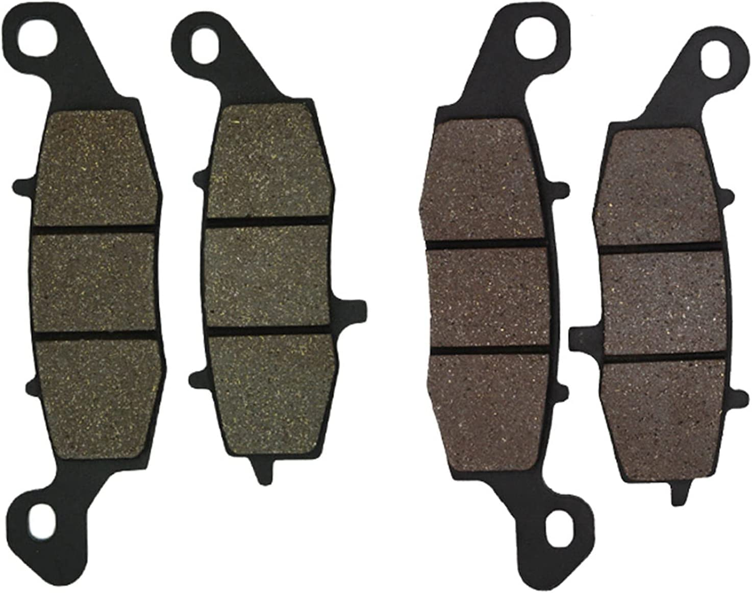ZFSM Brake Pads for K-awasaki KLE650 sale Max 49% OFF ABS KLE 200 650 2007 Versys