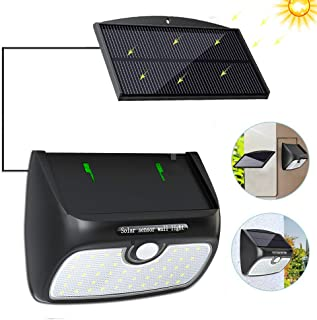 Cocoda Luz Solar Exterior, 48 LED Foco Solar de Seguridad