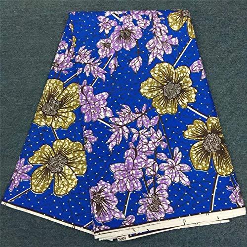 Lace Fabric African | Green Dashiki Stone Wax Ankara Fabric African Print Fabric Tissu Africai 6 Yards Per Lot Cloth Material Dashiki | by ATUSY