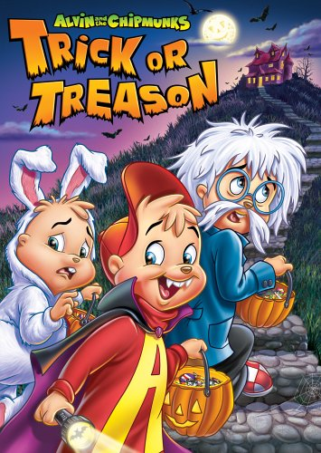 Alvin and the Chipmunks - Trick Or Treason