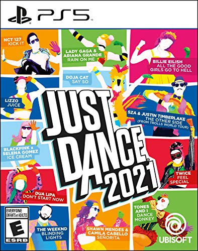 Just Dance 2021 - PlayStation 5 Standard Edition