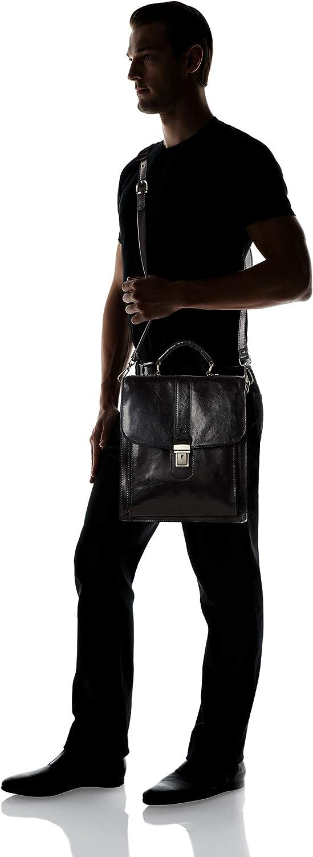 Chicca Tutto Moda Cbc18106gf22, sac à main Noir (Nero Nero)