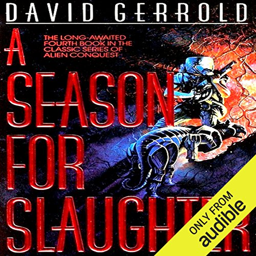 A Season for Slaughter audiobook cover art
