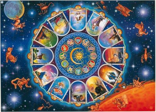 Clementoni - Puzzle Zodiaco (6.000 Piezas)