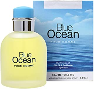 Mirage Diamond Collection Blue Ocean EDT, 100ml