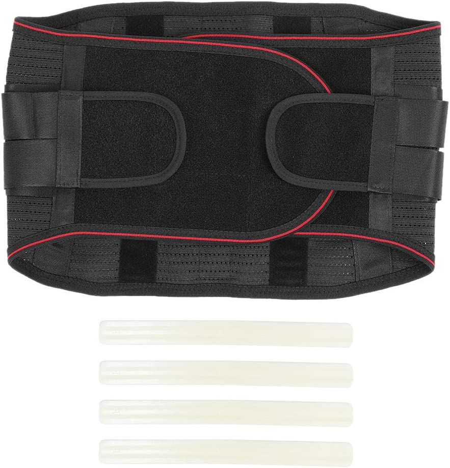 Waist Belt Polyester Made El Paso Mall Moderate Lumbar H03 Sale Support for