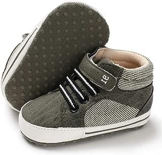 TIMATEGO Baby-Girls Unisex-Baby Baby Shoes