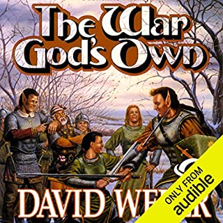 The War God's Own     War God, Book 2              By:                                                                                                                                 David Weber                               Narrated by:                                                                                                                                 Nick Sullivan                      Length: 15 hrs and 59 mins     1,001 ratings     Overall 4.5