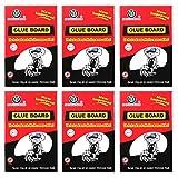 Kraft Seeds Rat Glue Trap Glue Board Mouse Catcher Adhesive Sticky Glue Pad