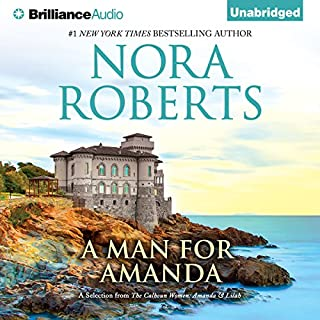 A Man for Amanda cover art