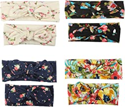 Baby and Mommy Headbands, Baby Head Wraps Baby Headbands Elastic Headbands for Baby and Mommy
