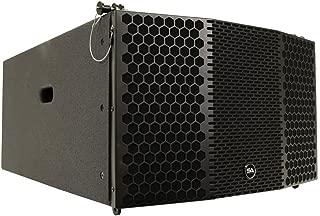 Seismic Audio CLA-310 Compact 3 x 10 Line Array Subwoofer PA/DJ Band Live Sound Line Arrays