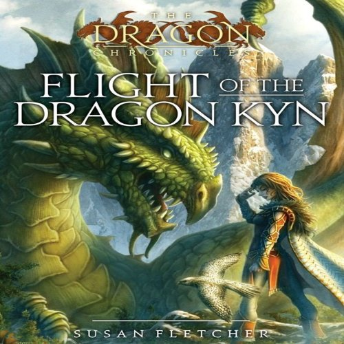 Flight of the Dragon Kyn audiobook cover art