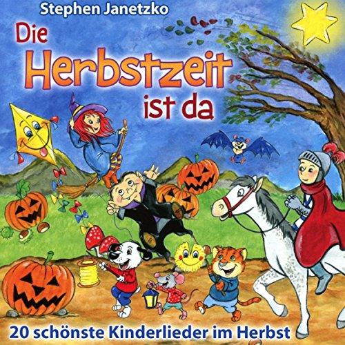 Die Herbstzeit ist da: 20 schönste Kinderlieder im Herbst (Inkl. 4-seitiges Booklet)