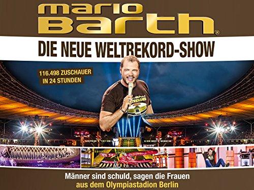 Mario Barth - Die neue Weltrekord-Show
