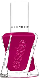 essie Gel Couture Longwear Nail Polish, Sit Me In The Front Row, Pink, 13.5 ml
