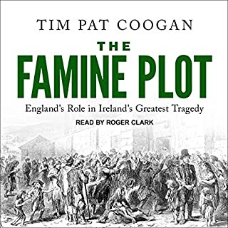 The Famine Plot audiobook cover art