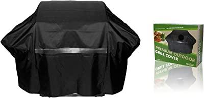 Amazon.com : Grill Parts Pro 65-inch Premium Grill Cover ...