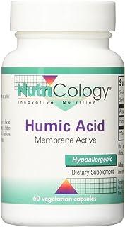 NutriCology Humic Acid 60 Vegetarian Capsules