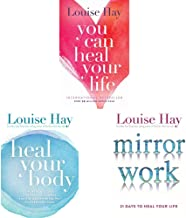 You Can Heal Your Life + Heal Your Body + Mirror Work (Set of 3 Books)