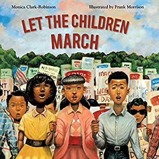 Let the Children March audiobook cover art