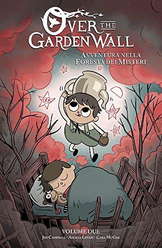 Avventura nella foresta dei misteri. Over the Garden Wall (Vol. 2)