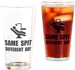 CafePress Same Spit Different Day Pint Glass, 16 oz. Drinking Glass
